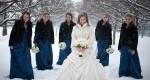 در یک عروسی زمستانی چه بپوشیم؟