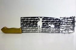 کندهکاری باورنکردنی روی چاقوی قصابی +عکس