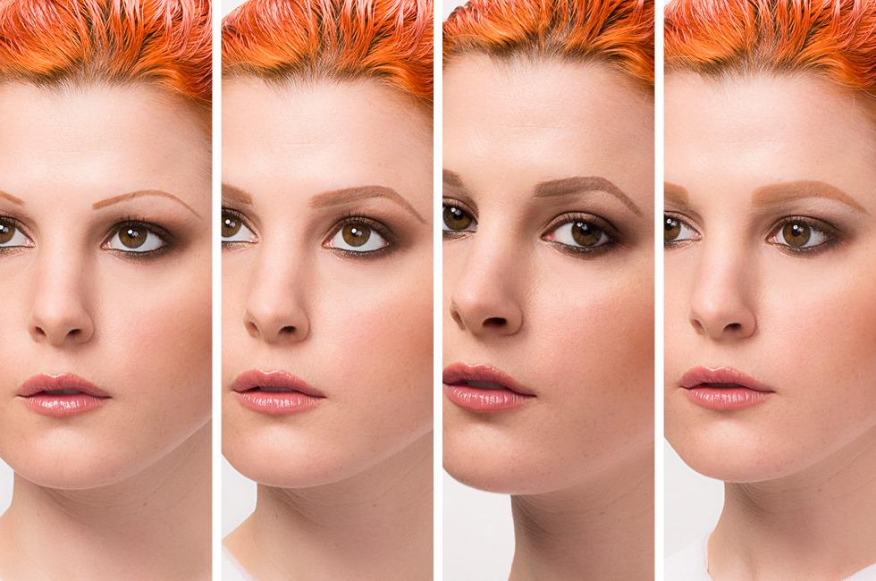 تغییر شکل ابرو و زیبایی بیشتر آرایش صورت