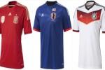 ردهبندی پرفروشترین پیراهنهای باشگاههای فوتبال