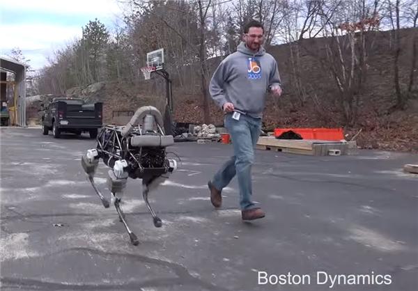 ربات اسپات