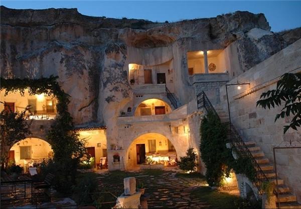 عجیبترین هتلهای دنیا