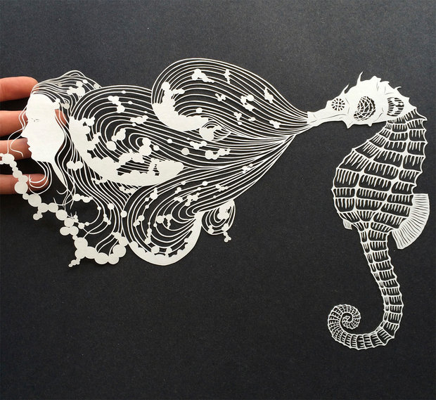 هنرنمایی با کاغذ