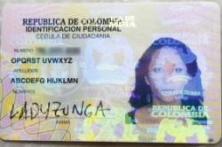 عجیبترین نام دنیا در اختیار یک خانم کلمبیایی+عکس