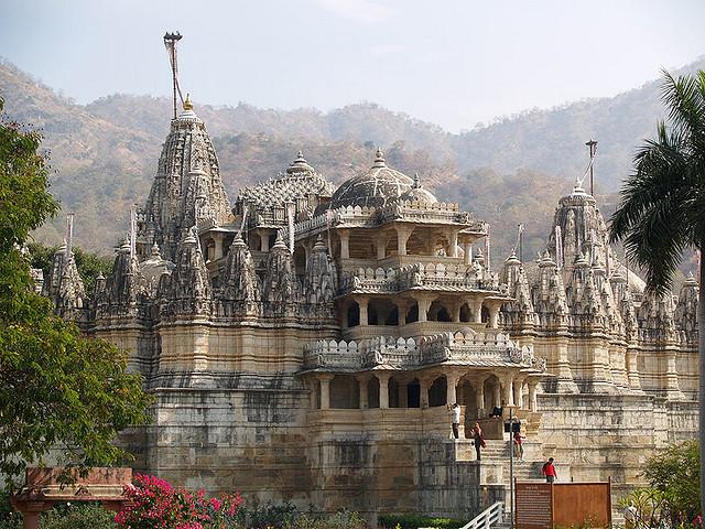 معابد جین در هند Ranakpur Temple