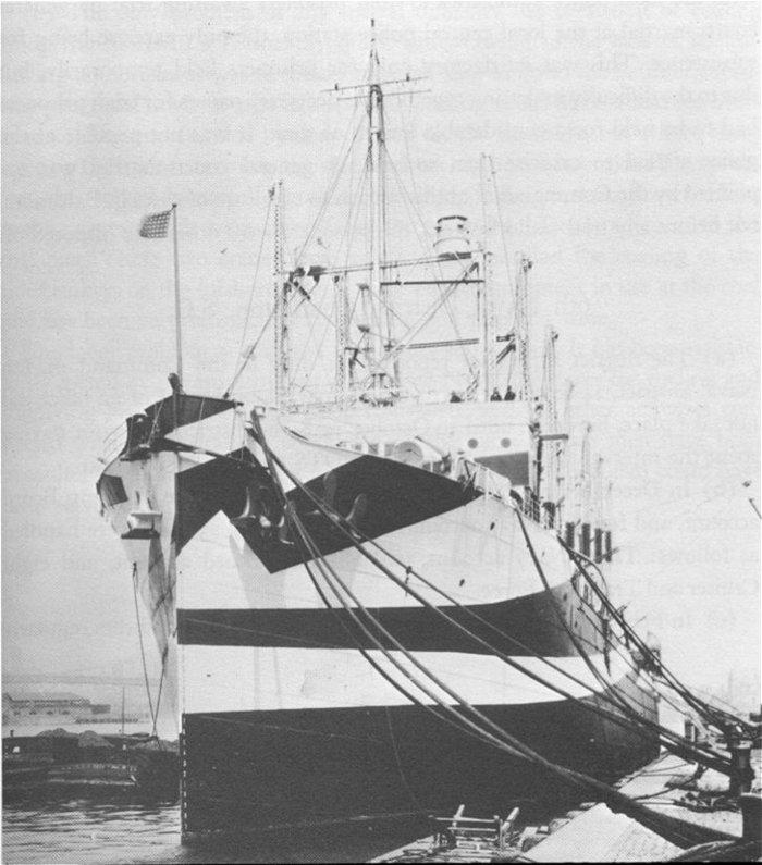 دانستنی های مثلث برمودا,USS Proteus AC-9