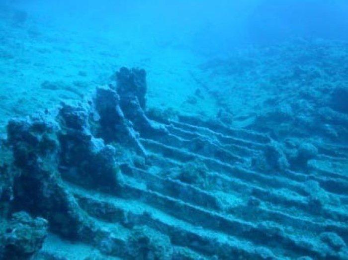 دانستنی های مثلث برمودا,carrib-shipwreck