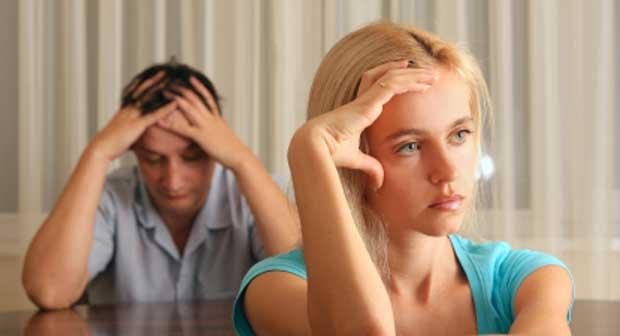 تنش در زندگی زناشویی