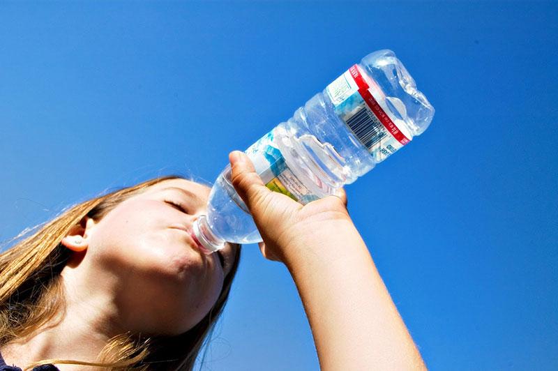 وزن آب بدن