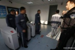 ابتکار جالب زندان چینی در آموزش زندانیان+عکس