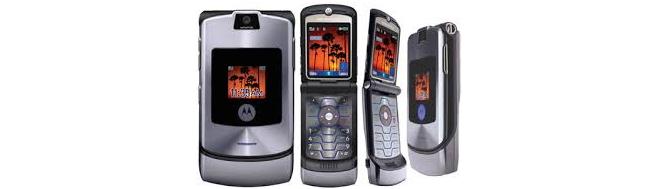 پرفروش ترین گوشی های دنیا,00MOTO