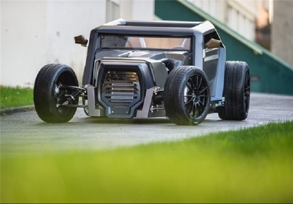 جدیدترین خودروی قدیمی مسابقه