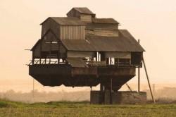 خانههایی با معماری عجیب+عکس