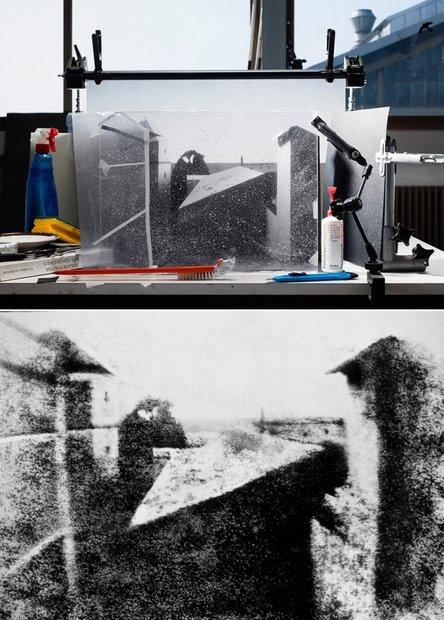 کپی معروفترین عکسهای دنیا ساخته شد