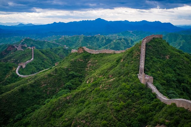 دیوار بزرگ چین Great Wall of China
