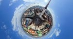 تصاویر هوایی خارقالعاده از شهرهای بزرگ دنیا/عکس