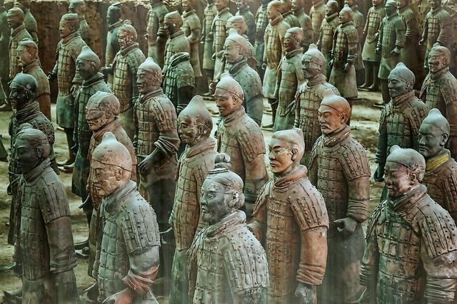 ارتش تراکوتا Terracotta Army