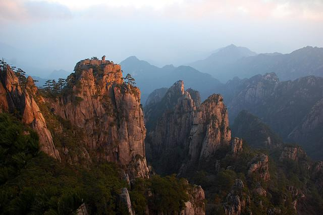 کوه هوانگ Mount Huang