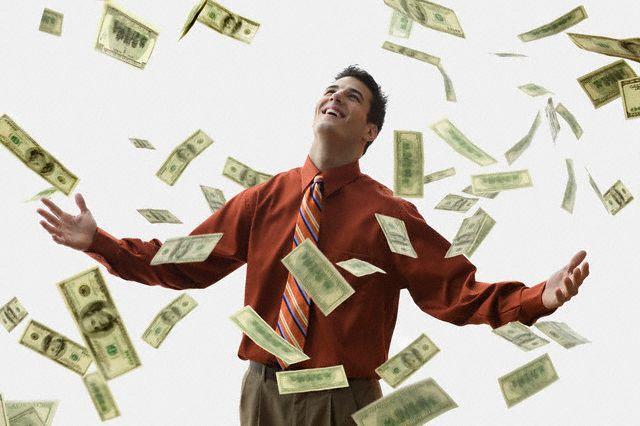 پول ثروت خوشبختی