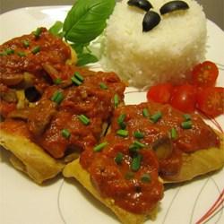 Indian-Tomato-Chicken