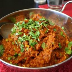 طرز تهیه خوراک عدس قرمز هندی