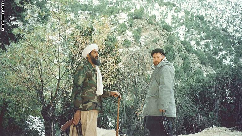 عکس های دیده نشده اسامه بن لادن