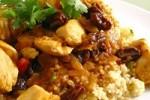 خوراک مرغ Korma