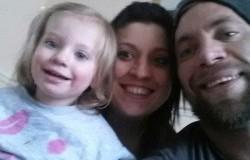 پدر و مادر فداکاری که خودشان را همرنگ کودکشان کردند!+عکس