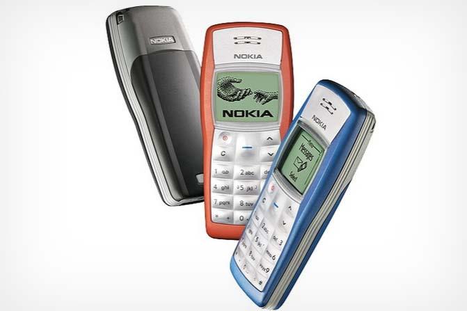 پرفروش ترین گوشی های دنیا,nokia1100