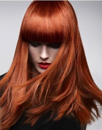 آسیبای به وجود اومده بوسیله شکل های جور واجور رنگ مو