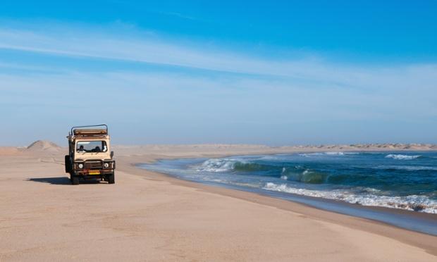 ساحل اسکلت، نامیبیا