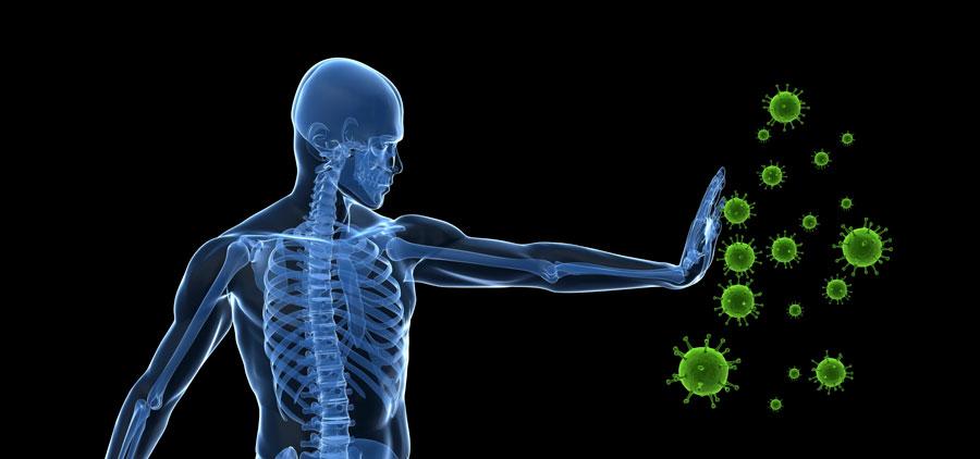 ضعف سیستم ایمنی بدن