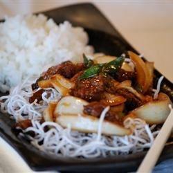 طرز تهیه خوراگ گاو مغولی