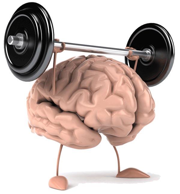 غذهای تقوقت مغز