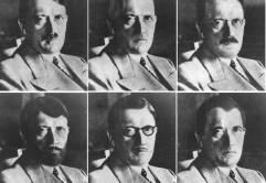 فتوشاپ عکس هیتلر در ۷۱ سال پیش