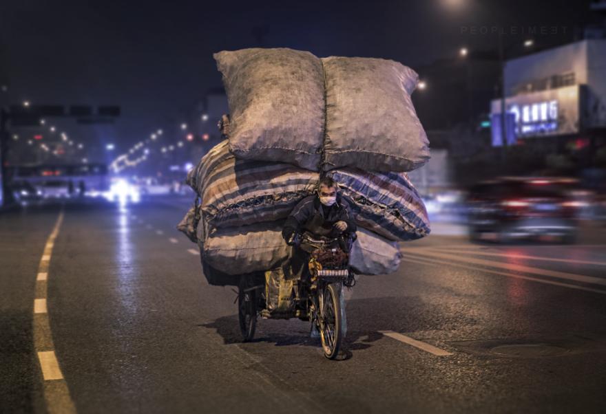 جابجایی بارهای سنگین,عکس های دیدنی باربری غول آسا