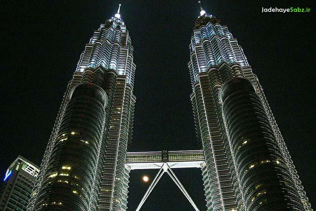 دیدنیهای کوالالامپور,برجهای دوقلوی پتروناس