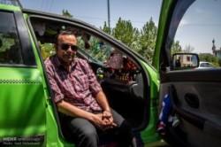 جالبترین تاکسی ایرانی!