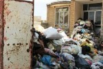 کشف 100 تن زباله از منزل زن 60 ساله! +عکس