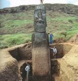 مجسمههای سه هزار ساله + عکس
