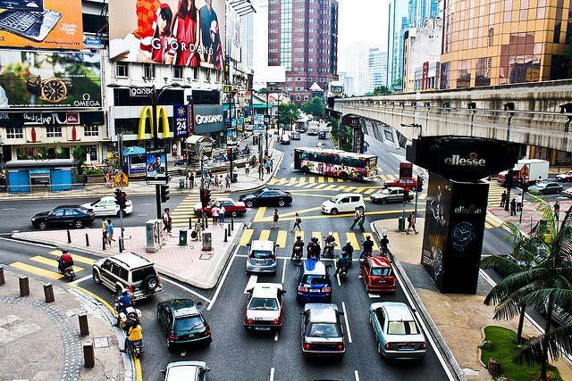 دیدنیهای کوالالامپور,بوکیت بینتانگ