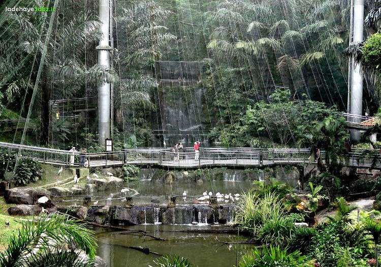 دیدنیهای کوالالامپور,پارک پرنده کوالالامپور
