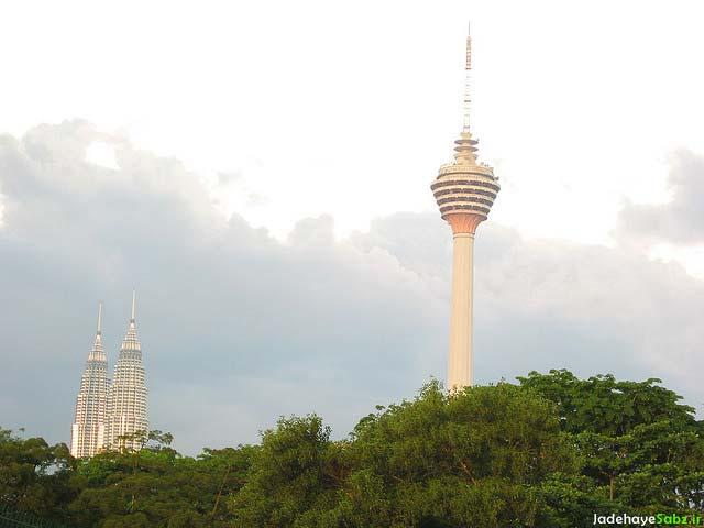دیدنیهای کوالالامپور,برج مناره کوالالامپور