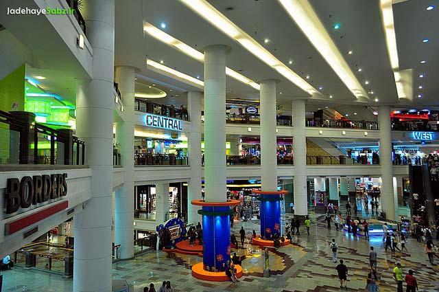 دیدنیهای کوالالامپور,Berjaya-Times-Square