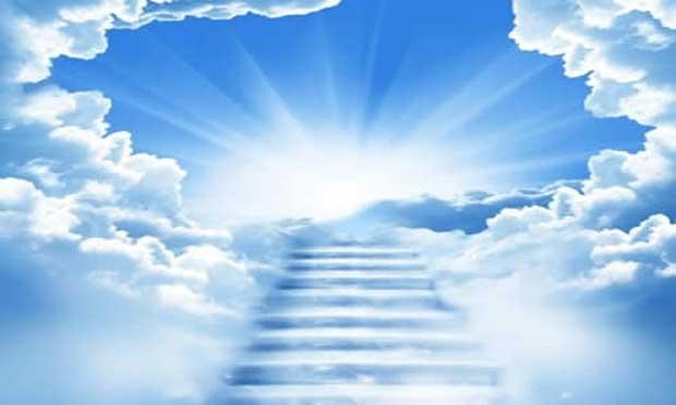 تعبیر خواب رفتن به بهشت