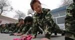 کمپ ترک اعتیاد اینترنت در چین + عکس