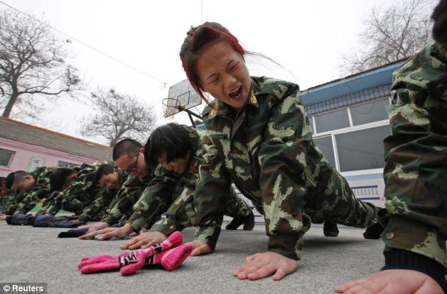 ترک اعتیاد به اینترنت در چین