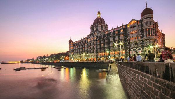 هتل کاخ تاجمحل – بمبئی