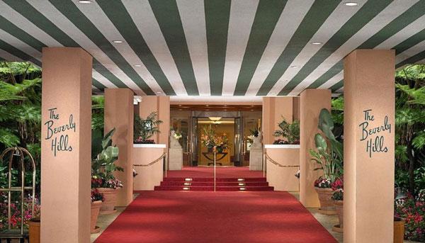 هتل بورلی هیلز – لس آنجلس