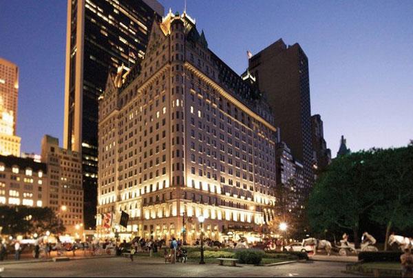 هتل پلازا – نیویورک